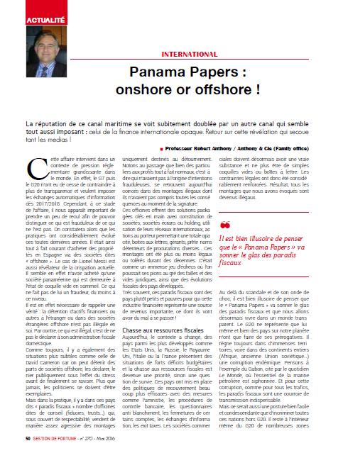 16 05_Gestion de Fortune_Panama Papers